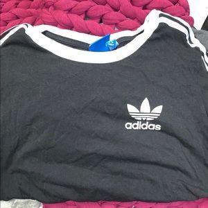never worn adidas shirt